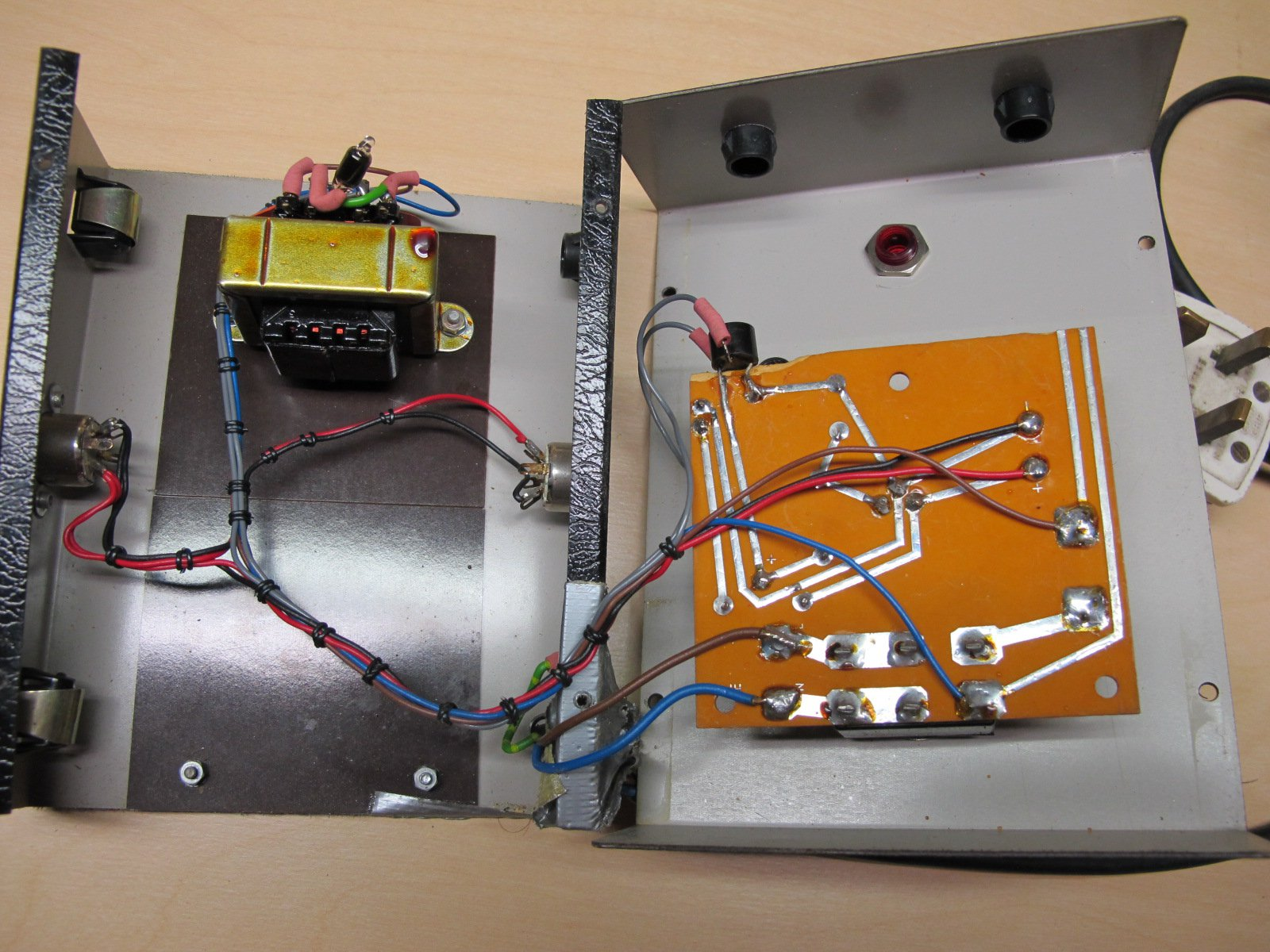 1977 82 Bell Electrolabs Module System Black Guitars Electronic Circuit